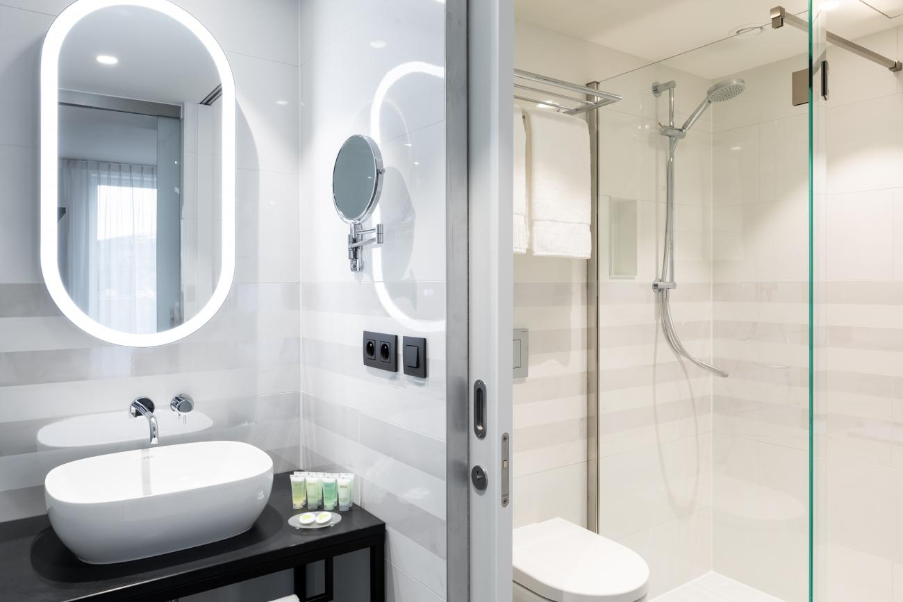 Marriott Residence - badkamer