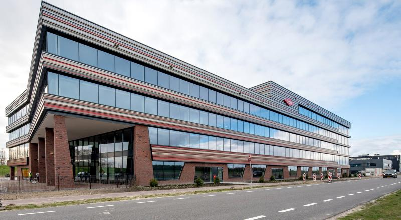 New headquarters for Dow Chemical, Benelux
