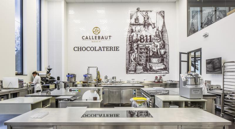 Production expansion Barry Callebaut