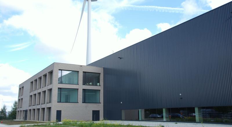 Febelco logistics centre