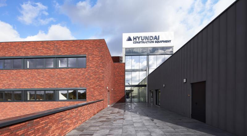 Hyundai's new European headquarters