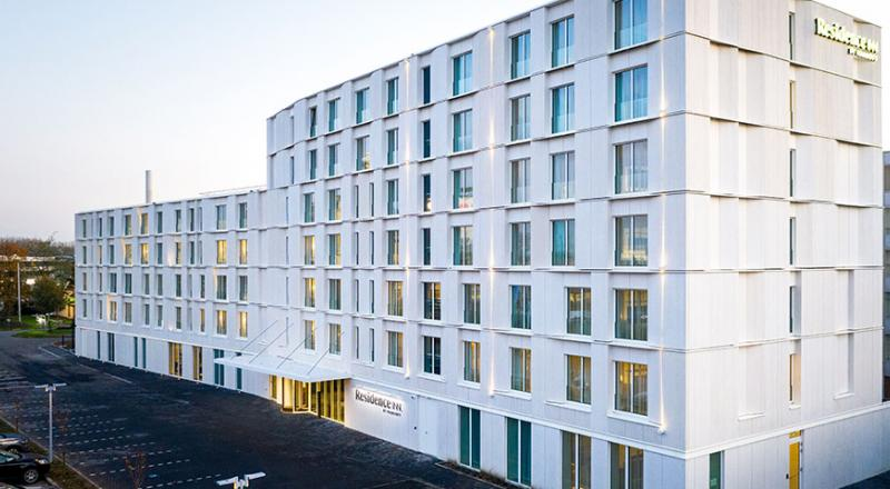 RESIDENCE INN BY MARRIOTT HOTEL, GENT